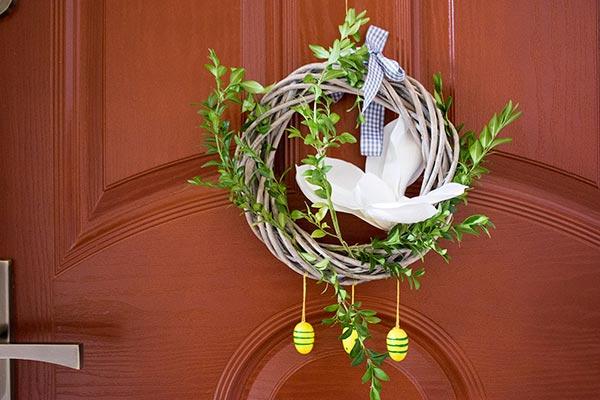 ozdoba świąteczna na drzwi wejściowe alovestudio blog