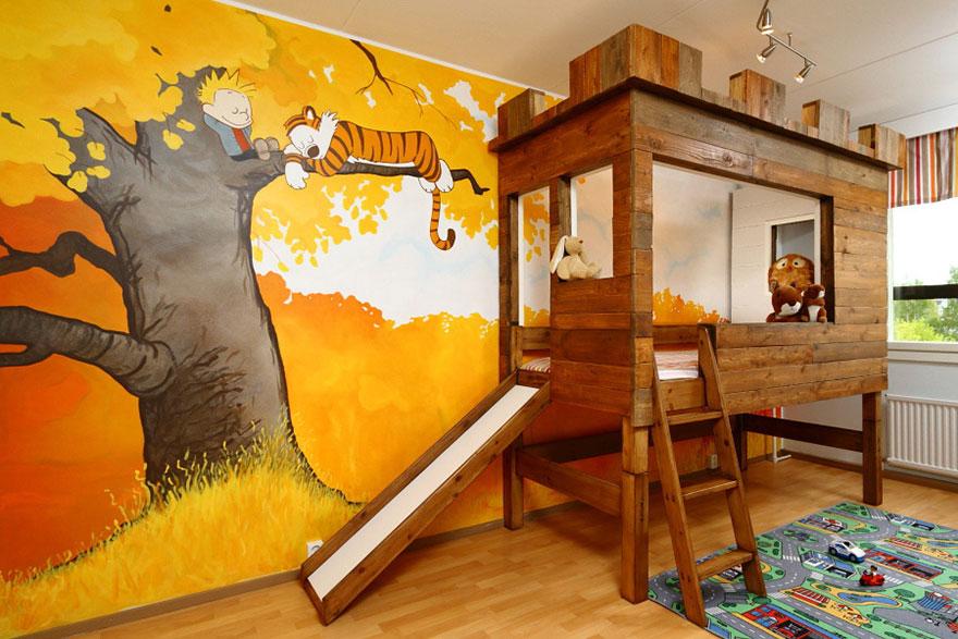 kreatywny pokój dziecięcy pomysł 3