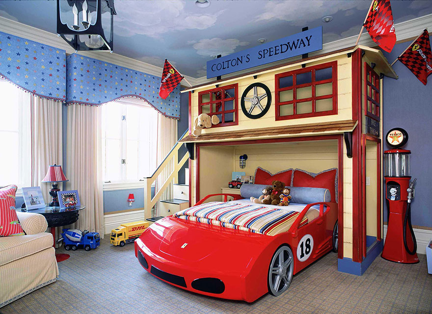 kreatywny pokój dziecięcy pomysł 5