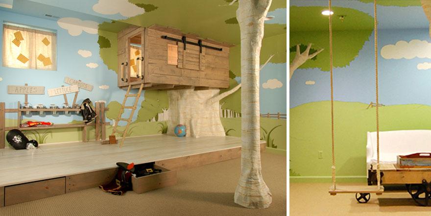 kreatywny pokój dziecięcy pomysł 6