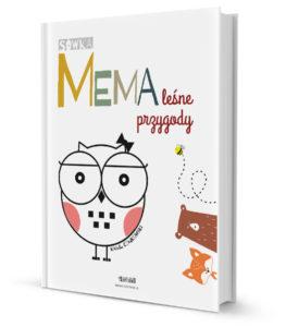 bajki do czytania online Sówka Mema dla dzieci