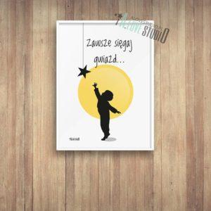 plakaty-dla-dzieci-do-pokoju-chlopca-siegaj-gwiazd-c