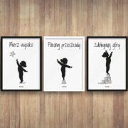 plakaty-dla-dzieci-do-pokoju-dziewczynki-mierz-wysoko-c