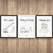 plakaty-do-pokoju-dzieciecego-chlopca-mierz-wysoko-koparki-e