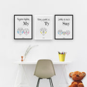 plakaty-do-pokoju-dzieciecego-chlopca-sowia-rodzina-2plus1-c
