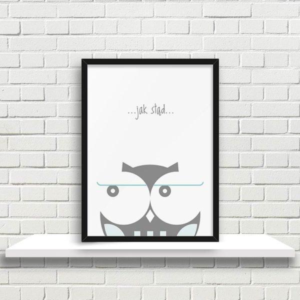 plakaty-dekoracje-do-pokoju-dzieciecego-dziewczynki-kochm-Cie-mocno-min-2