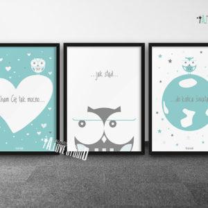 plakaty-dla-dzieci-dla-chlopca-kochm-Cie-mocno-d