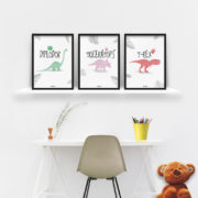 plakaty-dekoracje-do-pokoju-dzieciecego-chlopca-dinozaury-b