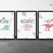 plakaty-dekoracje-do-pokoju-dzieciecego-chlopca-dinozaury-d