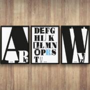 plakaty-dekoracje-do-pokoju-dziecka-chlopca-abecadlo-d