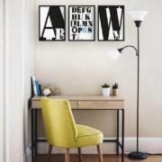 plakaty-dekoracje-do-pokoju-dziecka-chlopca-abecadlo-e