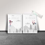 plakaty-dla-dzieci-swiety-mikolaj-alovestudio-c