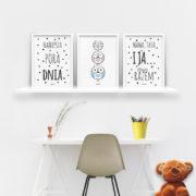 plakaty-dla-dzieci-dekoracje-pokoj-chlopca-dziewczynki-najlepsza-pora-dnia-b