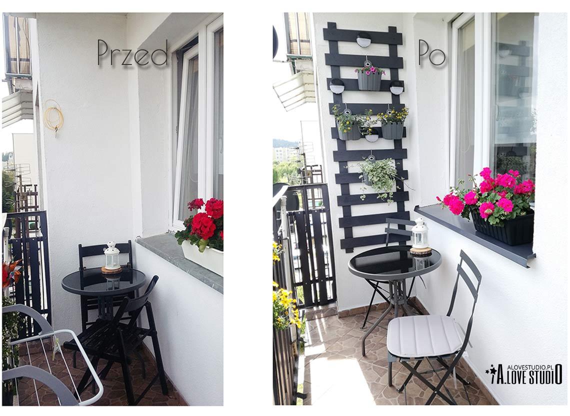 pomysł\na balkon w bloku przed i po alovestudio pl
