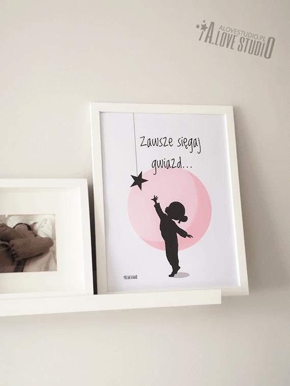 pokój dziecka plakaty alovestudio.pl 6