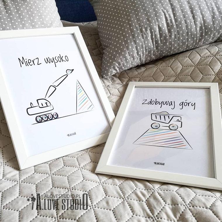 pokój dziecka plakaty alovestydio pl 12