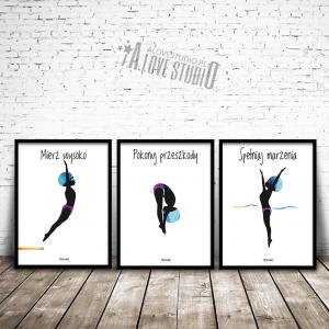 Plakaty dla dzieci pływackie basen mały pływak alovestudio pl 1